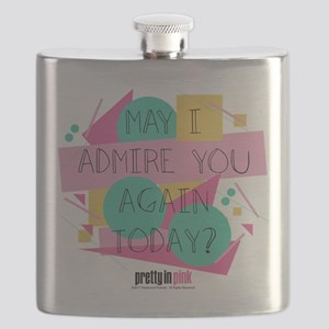 Pretty in Pink: May I Admire You Flask