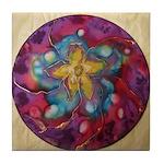 Mandala #1 - Tile Coaster