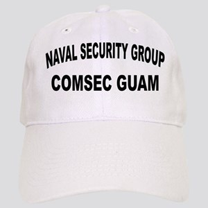 NAVAL SECURITY GROUP, COMSEC, GUAM Cap