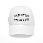 NAVAL SECURITY GROUP, COMSEC, GUAM Cap