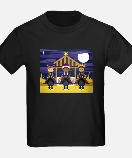 Three Nativity Kings T