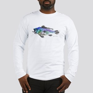 Black Sea Bass Long Sleeve T-Shirt