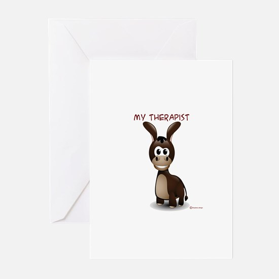 My Therapist Greeting Cards (Pk of 10)