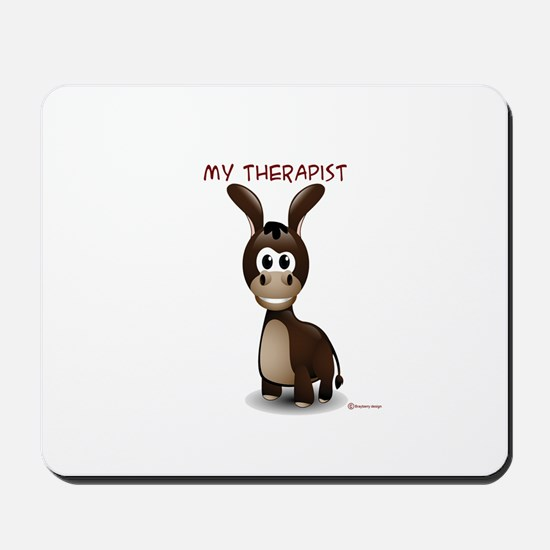My Therapist Mousepad