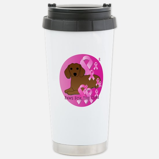 Dachshund Stainless Steel Travel Mug