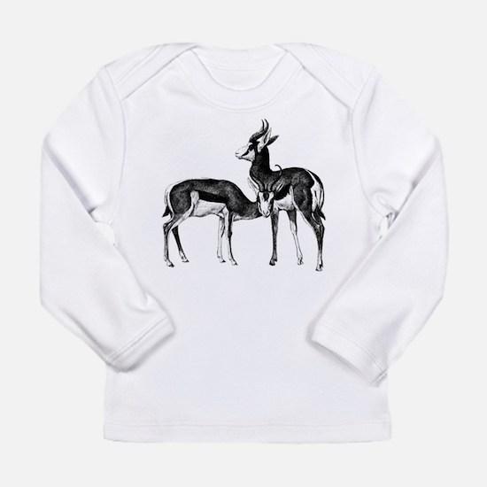 Springboks Long Sleeve Infant T-Shirt