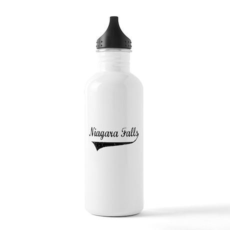Niagara Falls Stainless Water Bottle 1.0L
