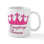 Camping Princess-Pink Mug