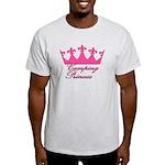 Camping Princess-Pink Light T-Shirt