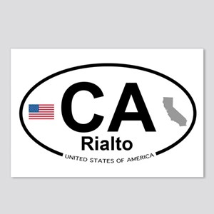 Rialto Postcards (Package of 8)