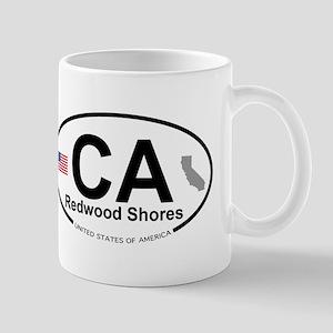Redwood Shores Mug
