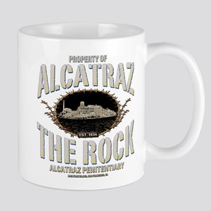 "ALCATRAZ ""THE ROCK"" Mug"