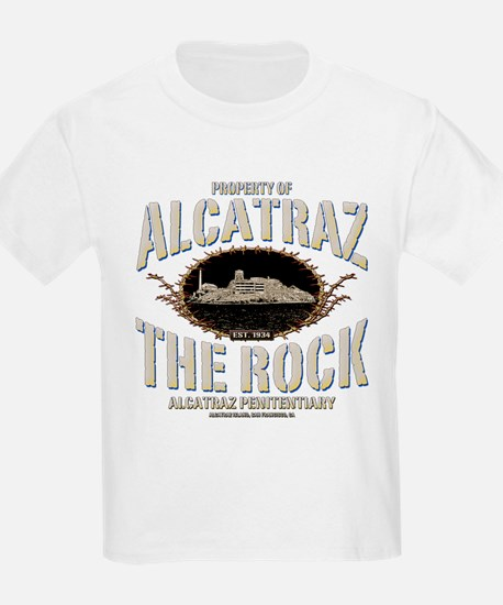 "ALCATRAZ ""THE ROCK"" T-Shirt"