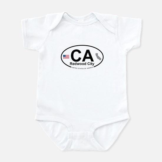 Redwood City Infant Bodysuit