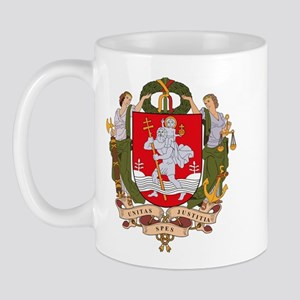 Vilnius Coat of Arms Mug