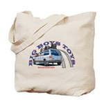 Big Boys Toys Tote Bag
