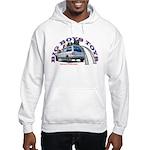 Big Boys Toys Hooded Sweatshirt