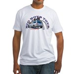 Big Boys Toys Fitted T-Shirt