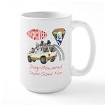 SuperSized Fun Large Mug