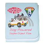 SuperSized Fun baby blanket
