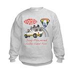 SuperSized Fun Kids Sweatshirt