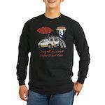 SuperSized Fun Long Sleeve Dark T-Shirt