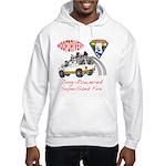 SuperSized Fun Hooded Sweatshirt
