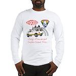 SuperSized Fun Long Sleeve T-Shirt