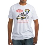 SuperSized Fun Fitted T-Shirt