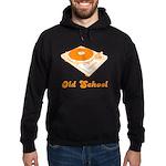 Old School Turntable Hoodie (dark)