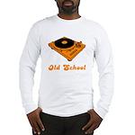 Old School Turntable Long Sleeve T-Shirt