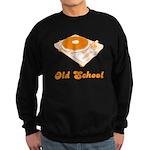 Old School Turntable Sweatshirt (dark)