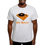 Old School Turntable Light T-Shirt
