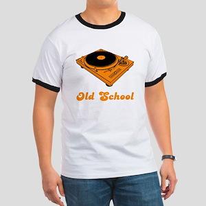 Old School Turntable Ringer T