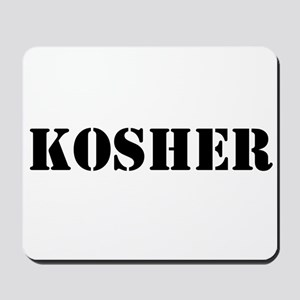 Kosher Mousepad