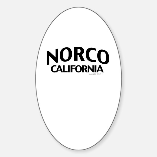 Norco Sticker (Oval)