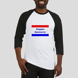 Virginia Democrat Baseball Jersey