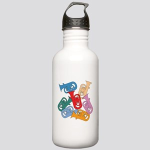 Colorful Euphoniums - Stainless Water Bottle 1.0L