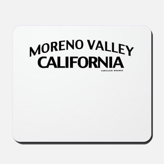 Moreno Valley Mousepad