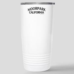 Moorpark Stainless Steel Travel Mug
