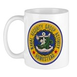 NAVAL SECURITY GROUP ACTIVITY, HOMESTEA Mug
