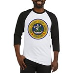 NAVAL SECURITY GROUP ACTIVITY, HOM Baseball Jersey