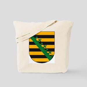 Saxony Coat of Arms Tote Bag