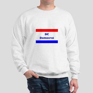 Washington, DC Democrat Sweatshirt