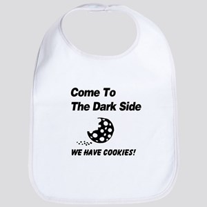 Come to the Darkside Bib