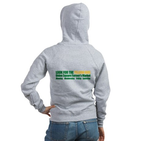 Got Grass? Women's Zip Hoodie (reverse shown)