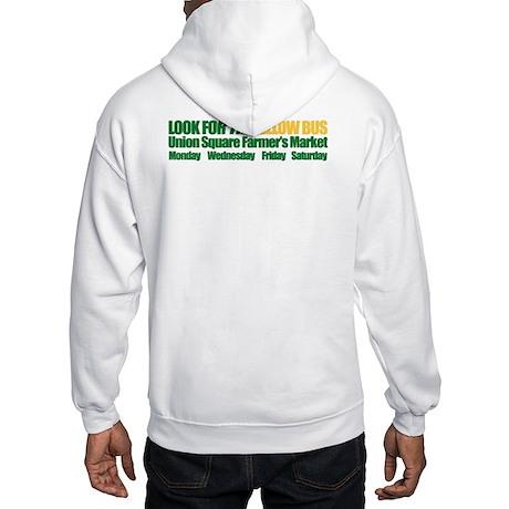 Got Grass? Hooded Sweatshirt (reverse shown)