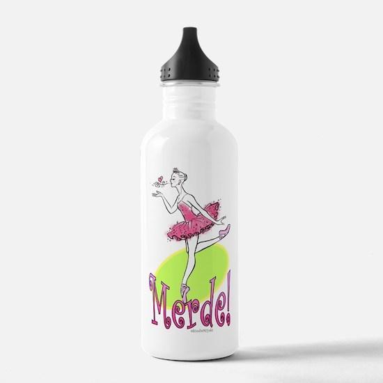 Merde v.2 Water Bottle