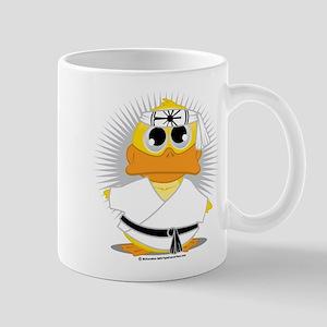 Karate Duck Mug