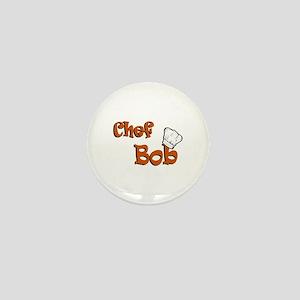 CHEF Bob Mini Button